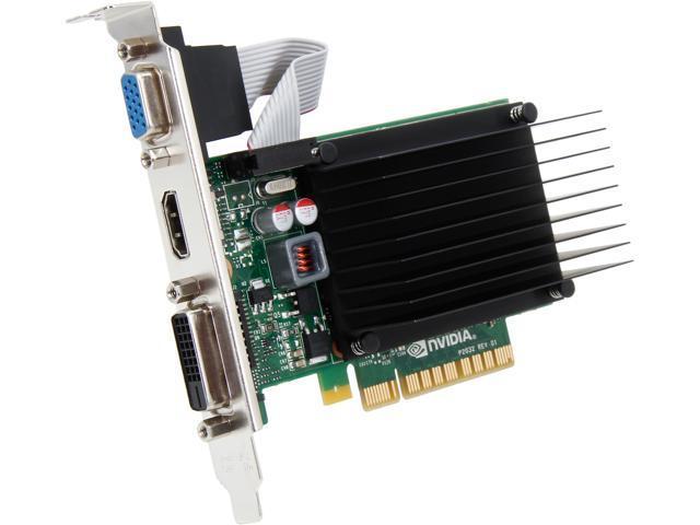 EVGA 02G-P3-2724-KR GeForce GT 720 2GB 64-Bit DDR3 PCI Express 2.0 x 8 Video Card