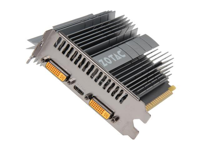 ZOTAC ZONE Edition ZT-60603-20L GeForce GT 610 1GB 64-Bit DDR3 PCI Express 2.0 x16 HDCP Ready Video Card