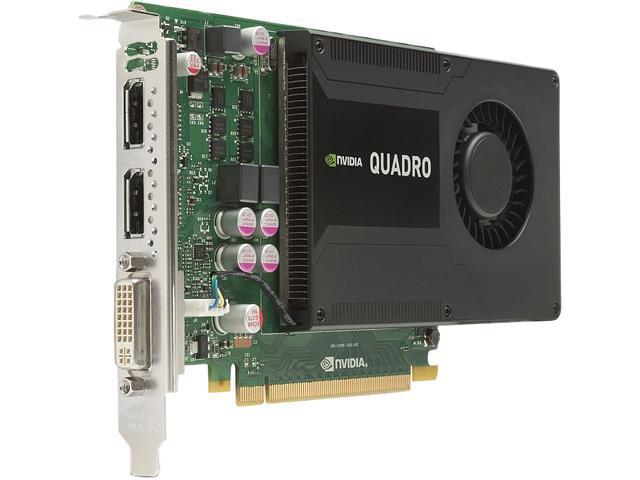 Lenovo 0B47392 Quadro K2000 2GB GDDR5 Video Card