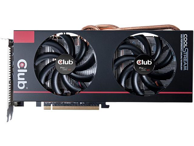Club3D royalKing CGAX-R9287O Radeon R9 280 3GB 384-Bit GDDR5 PCI Express 3.0 Video Card