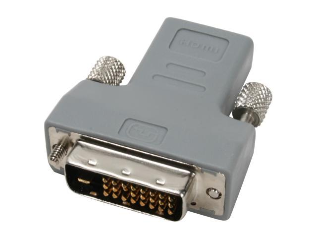 HIS HHDMI4071 DVI to HDMI Adapter for HD4K Series