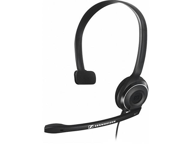 PC 7 Single-Sided Over-the-Head USB Headset