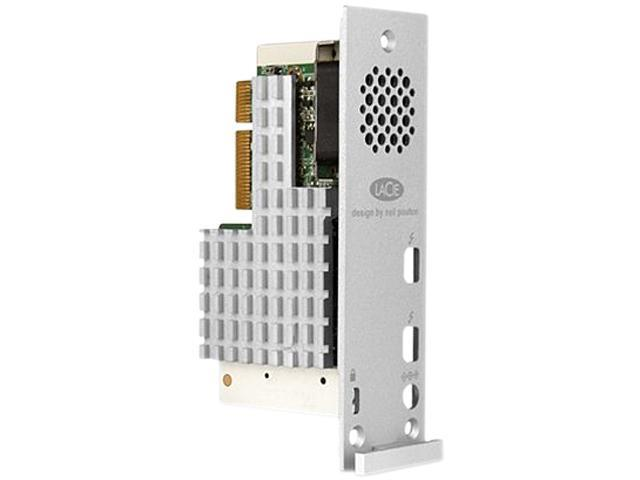 Lacie 9000542 d2 SSD Upgrade for d2 Thunderbolt 2 & USB 3.0