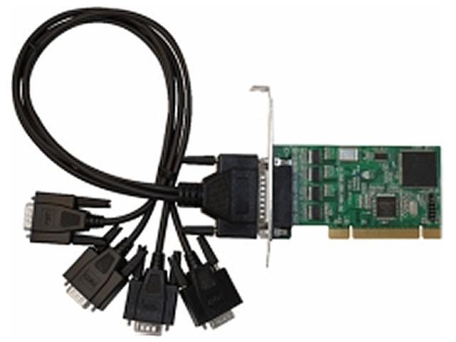 SIIG 4-port MultiPort Serial Adapter