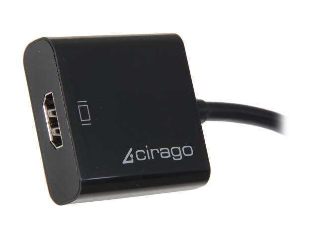 Cirago DPN1031 DisplayPort to HDMI Adapter