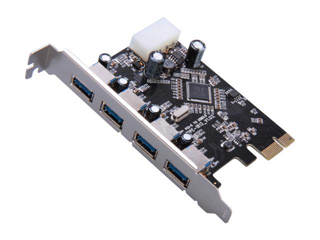SABRENT USB 3.0 4-Port PCI Express Card Model CP-4PTU
