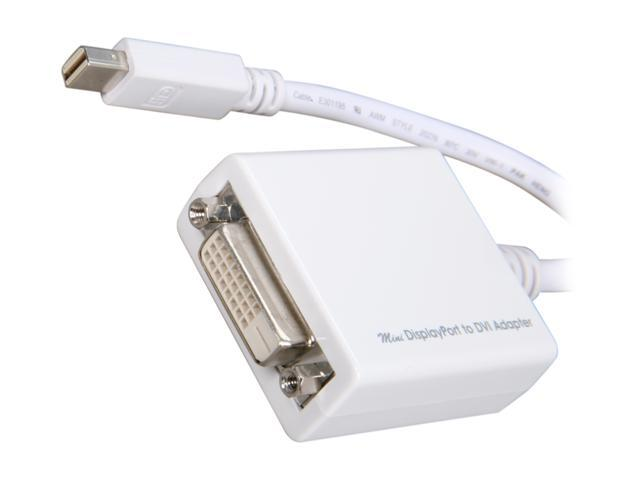 GWC AY2100 Mini DisplayPort to DVI Adapter