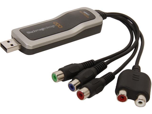 Blackmagic Design Video Recorder (Mac OS-X Only) VIDREC
