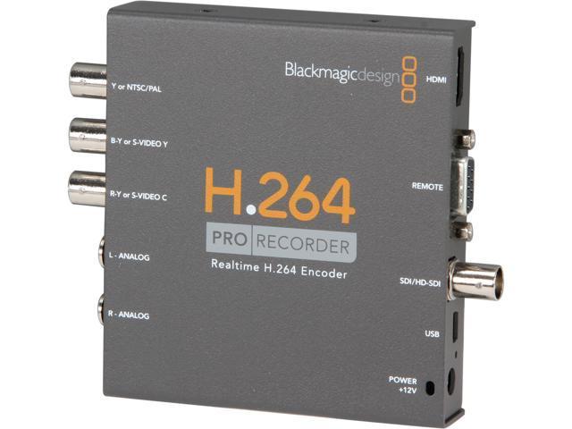 Blackmagic Design H.264 PRO Recorder VIDPROREC
