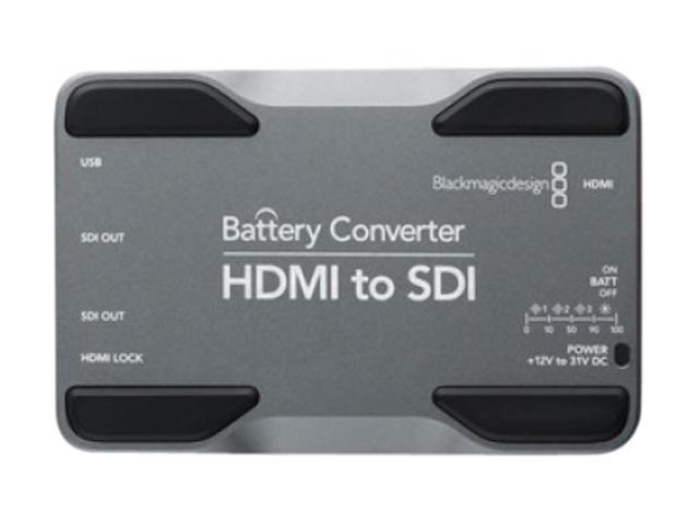 Blackmagic Design SDI to HDMI Battery Converter CONVBATT/SH
