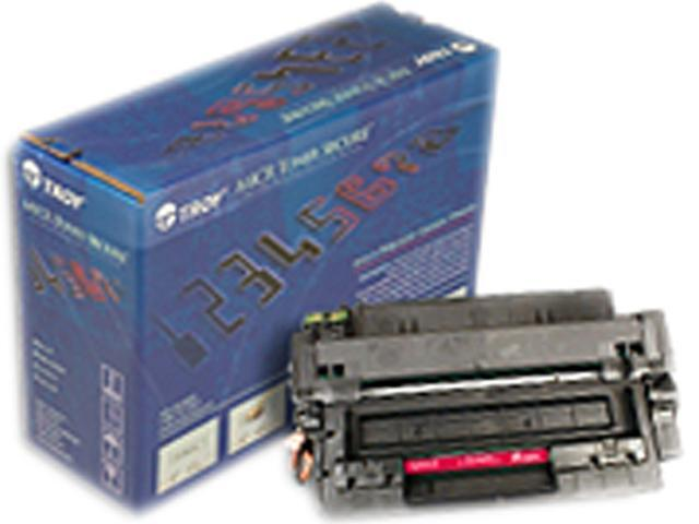 3005 MICR Toner Secure Cartridge (6,500 Yield) (Compatible with HP LaserJet M3027 MFP/M3035 MFP/P3005 Printer, HP Toner OEM# Q7551A)