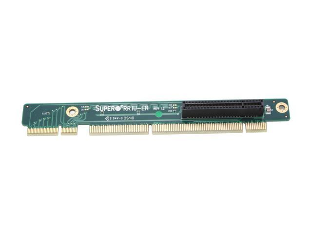 SUPERMICRO CSE-RR1U-ER Riser Card