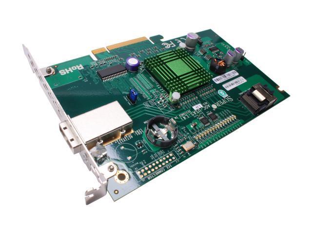 SUPERMICRO AOC-USAS-L4i PCI Express SAS LSISAS 1068E 8-port controller Card