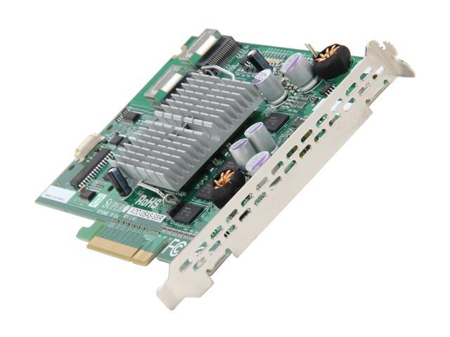 SUPERMICRO AOC-USAS-S8iR PCI Express SATA / SAS RAID Controller Card