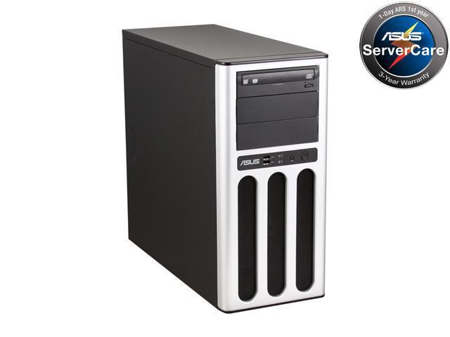 ASUS TS100-E7/PI4 Tower Server Barebone LGA 1155 Intel C202 DDR3 1600/1333/1066
