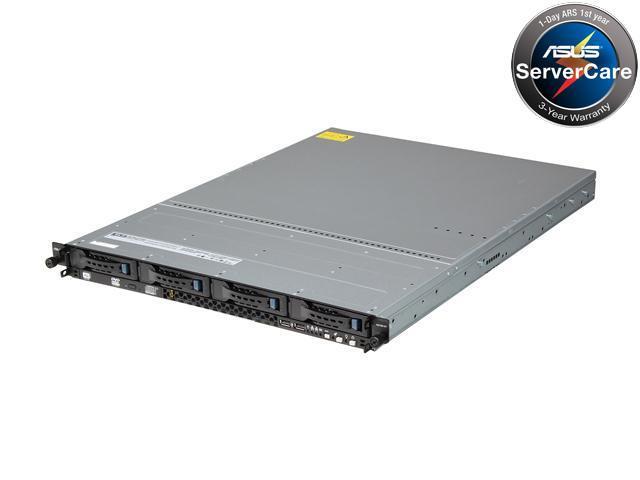 ASUS RS700-X7/PS4 1U Rackmount Server Barebone Dual LGA 2011 Intel C602-A PCH DDR3 1600/1333/1066/800