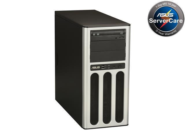 ASUS TS100-E8-PI4 Tower Server Barebone LGA 1150 Intel C222 DDR3 1600/1333