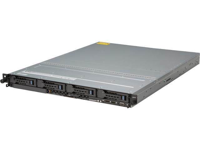 ASUS RS500-E8-PS4 Server Barebone Dual LGA 2011 Intel C612 PCH DDR4 2133/1866/1600/1333 RDIMM/LR-DIMM/NVDIMM