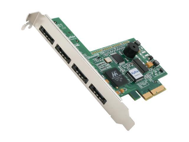 HighPoint RocketRAID 2314 PCI-Express x4 SATA II (3.0Gb/s) RAID Controller Card