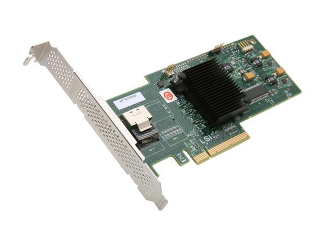 Intel RAID Controller Card 6G SAS PCI-E x8 4 internal ports (RS2WC040)