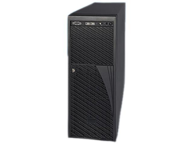 Intel P4308CP4MHEN 4U Pedestal Server Barebone Dual LGA 2011 DDR3 1600/1333/1066