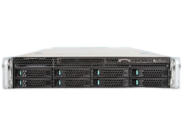 Intel R2308GZ4GC 2U Rack Server Barebone Dual LGA 2011 DDR3 1600/1333/1066