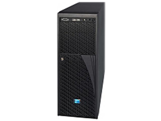 Intel P4304CR2LFKN 4U Pedestal Server Barebone Dual LGA 2011 Intel C602 DDR3 1600/1333/1066