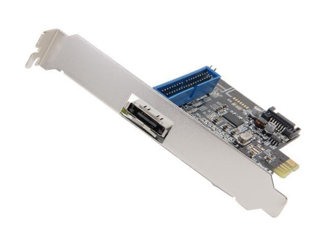SYBA SD-PEX50050 PCI-Express 2.0 x1 SATA / IDE RAID Controller Card