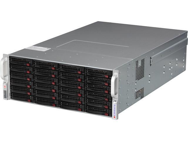 SUPERMICRO SSG-5048R-E1CR36L 4U Rackmount Server Barebone LGA 2011 Intel C612 DDR4 2133/1866/1600/1333