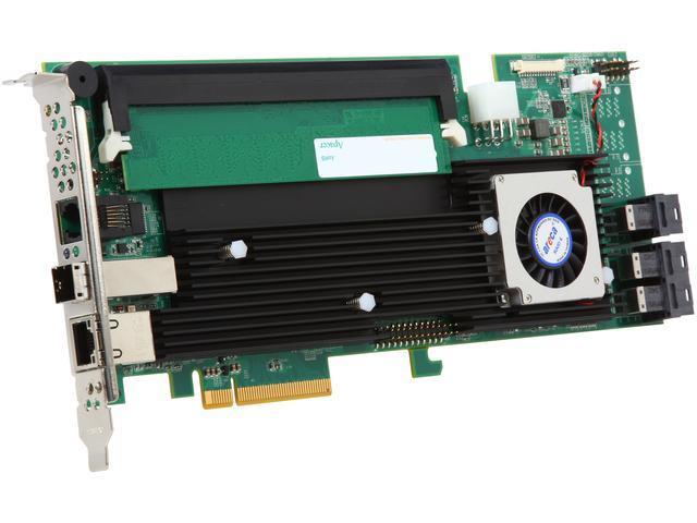 areca ARC-1883ix-12-287 PCI-Express 3.0 x8 SAS RAID Adapter