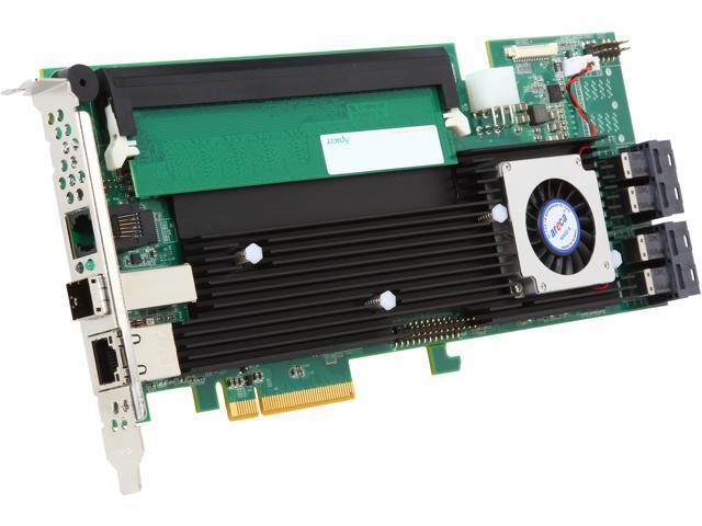 areca ARC-1883ix-16-243 PCI-Express 3.0 x8 SAS RAID Adapter