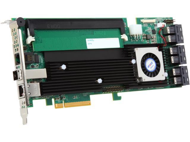 areca ARC-1883ix24-2SA PCI-Express 3.0 x8 SAS RAID Adapter