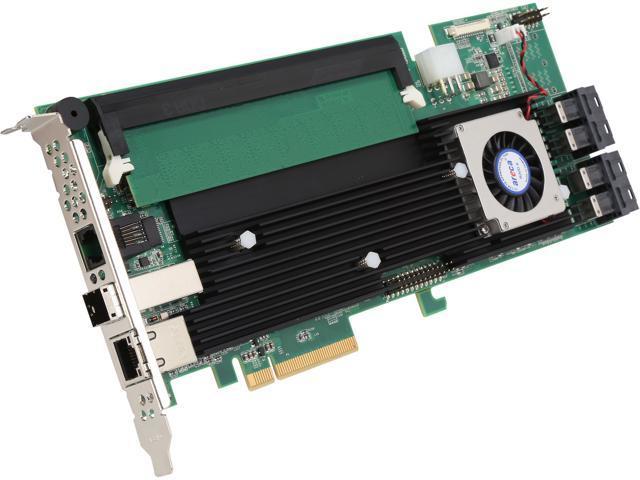 areca ARC-1883ix-16-4G PCI-Express 3.0 x8 SAS RAID Adapter