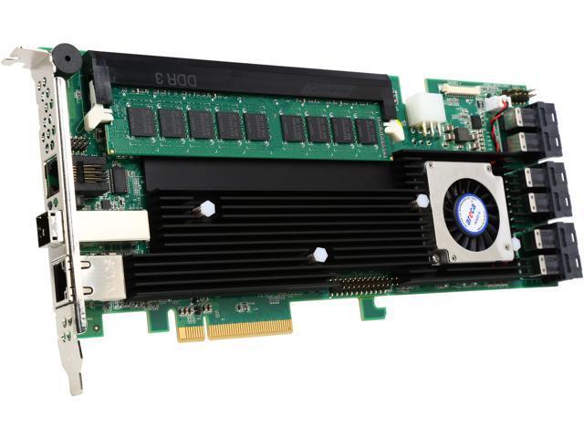 areca ARC-1883ix24-8SA PCI-Express 3.0 x8 SAS RAID Adapter