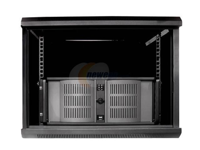 iStarUSA WD- 960- D400PL 9U 600mm Depth Wallmount Server Cabinet