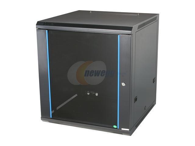iStarUSA WM1260B 12U 600mm Depth Wallmount Server Cabinet