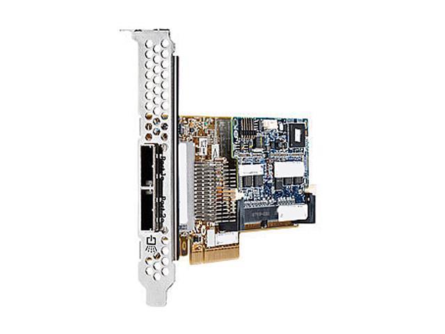 HP 631674-B21 PCI-Express 3.0 x8 Low Profile SATA / SAS Smart Array P421/2GB FBWC Controller Card