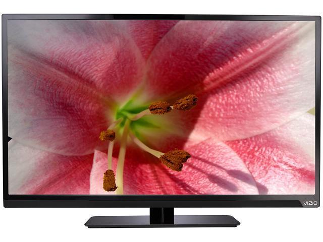 Vizio D-Series D320-B1 32-inch LED TV - 720p HD - 16:9 - 60 Hz - 200000:1 - HDMI, USB - Black