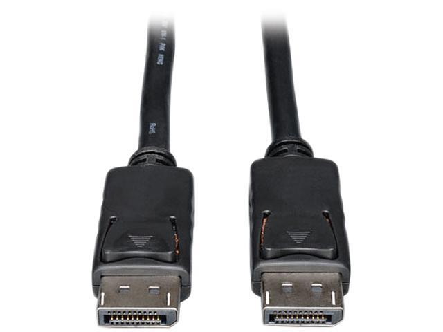 Tripp Lite 25-ft. Displayport Monitor Cable M/M