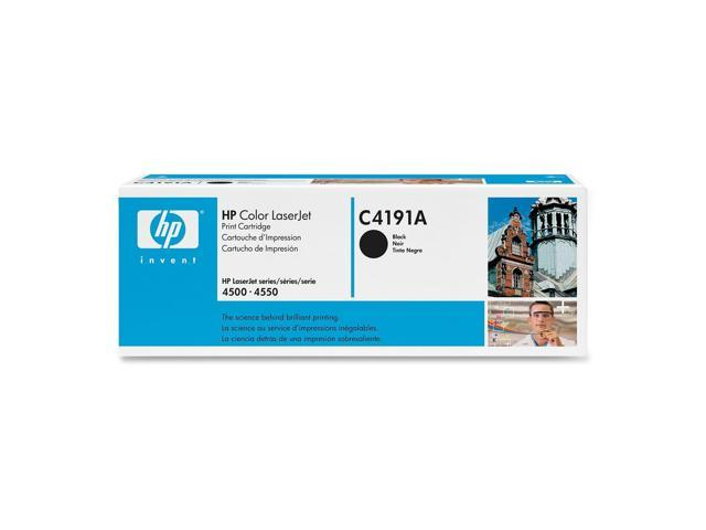 HP C4191A Toner Cartridge Black