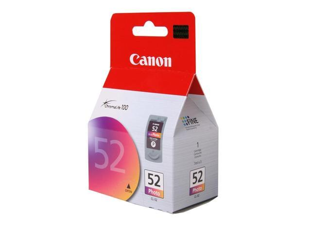 Canon CL-52 (0619B002) Ink Tank Color