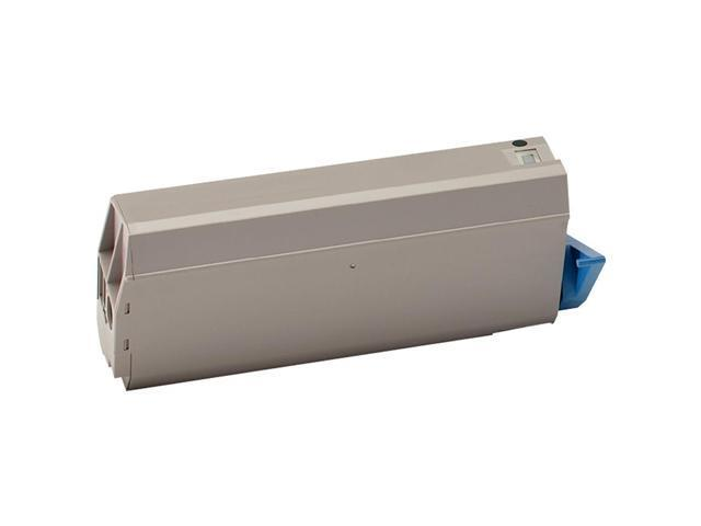 OKIDATA Type C2 41304207 Toner Cartridge for C7200/C7400 Cyan