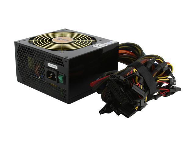 SPARKLE GREEN R-SPI700GHN 700W ATX12V / EPS12V SLI Ready 80 PLUS Certified Active PFC Power Supply