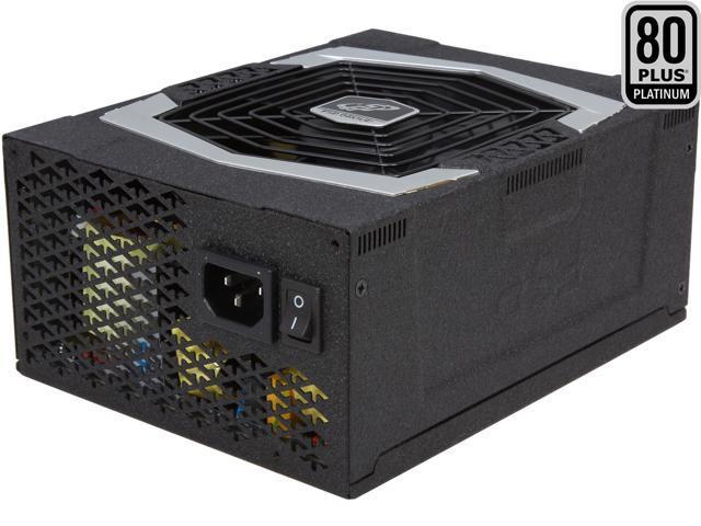 FSP Group AURUM PT Series 850W (PT850FM) ATX12V/EPS12V 80 PLUS PLATINUM Certified Full Modular Power Supply New 4th Gen CPU Certified Haswell Ready