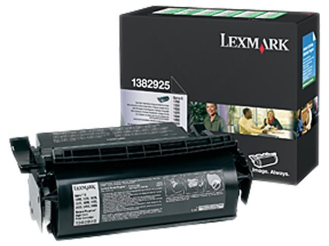 LEXMARK 1382925 Cartridge Black