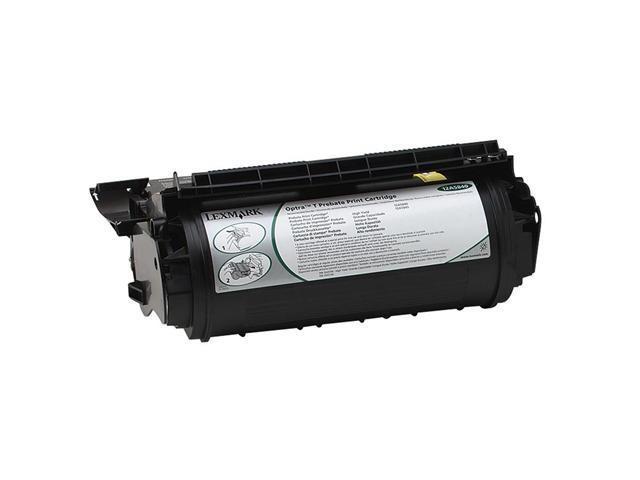 LEXMARK 12A5840 Optra T610, T612, T614, T616 Return Program Print Cartridge Black
