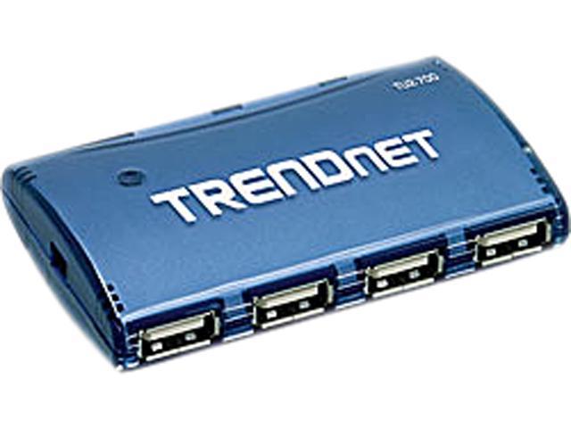 TRENDnet TU2-700 7 Port Hi-Speed USB 2.0 Hub