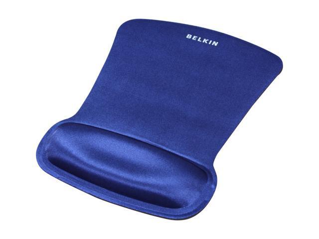 BELKIN F8E262-BLU WaveRest Gel Mouse Pad (Blue)