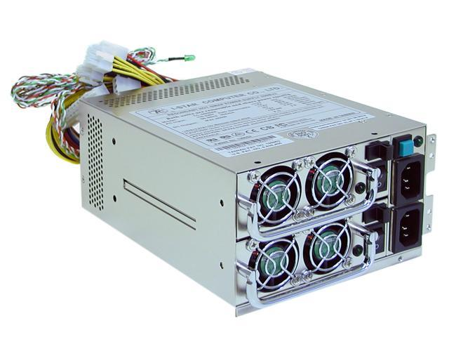 iStarUSA TC-500R8A 24Pin 2 x 500W Redundant Power Supply