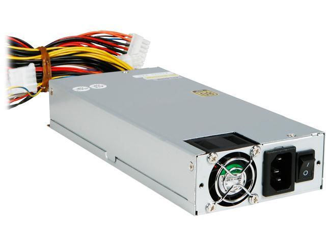 iStarUSA IS-1U50PD8G 24Pin 500W Single 1U Server Power Supply - 80 Plus Gold